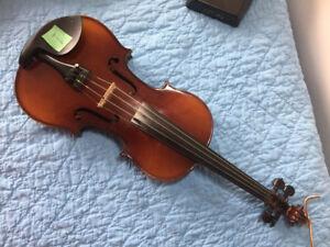 2004 Aubert Violin #1