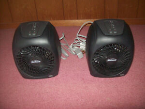 Electric sunbean heaters