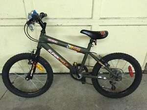 "Supercycle 18"" kids bike"