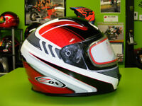 Red Full Face Helmets - XS to Large at RE-GEAR Kingston Kingston Area Preview
