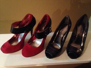 Size 7 & 7.5 women's shoes