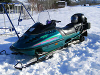 1996 Ski-Doo 670 Grand Touring Special Edition
