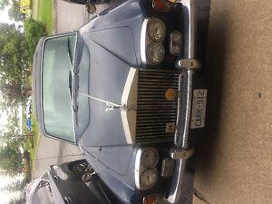 1972 Rolls Royce Silver Shadow