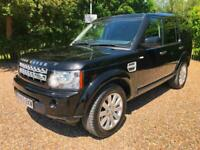 2013 Land Rover Discovery 3.0 SDV6 255 XS 5dr Auto ESTATE Diesel Automatic