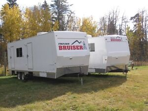 BRUISER OFFICE TRAILERS