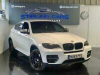 2013 BMW X6 xDrive M50d M Performance 5dr Auto COUPE Diesel Automatic