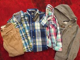 boys clothes aged 6