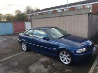 BMW 2 litre petrol