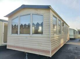 Static caravan Bk lymington 28x10 2bed free UK delivery.