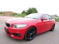 2014 14 REG BMW 2 SERIES 220D M SPORT 2.0TD DIESEL COUPE CAT-N DAMAGED SALVAGE