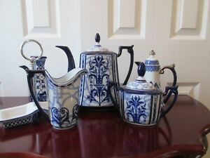 SIX PIECES OF BOMBAY COLLECTION