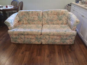 Couch in fair condition
