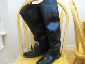 Leather Dressage Boots