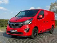 Vauxhall Vivaro 1.6CDTi ( 125PS ) ( EU6 ) BiTurbo ( s/s ) 2017MY 2700 L1H1