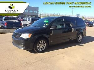 2013 Dodge Grand Caravan R/T  STOW AND GO SEATS, DVD