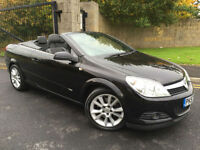 2007 57 VAUXHALL ASTRA 1.9 CDTi 16v ( 150ps ) COUPE CONVERTIBLE TWIN TOP DESIGN
