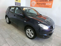 2010 Nissan Qashqai 1.5dCi 2WD Acenta ***BUY FOR ONLY £38 PER WEEK***