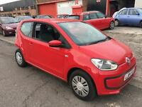 Volkswagen up! 1.0 ( 60ps ) 2014 64 damaged salvage spares or repair Move Up