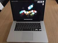 "Apple MacBook Pro Retina 15"""