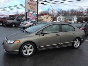 2006 Honda Civic EX, Only 72,000 kms, Free winter tires included