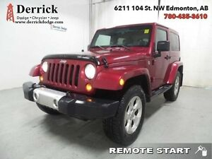 2013 Jeep Wrangler  Used 4X4 Sahara Dual Tops Bluetooth $176 B/W