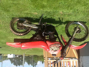 For trade for older Yamaha snowmobile I can add cash