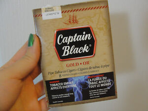 Looking for Captain Black Gold Cigars
