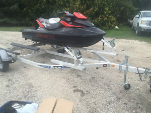 Paying top cash dollar for a blown up sea doo
