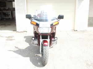 Classic 1985 GL1200 Interstate