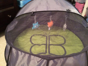 bbluv 2-in-1 Portable/Pop-Up Sleep and Play Tent