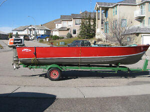 Lund boats for sale in alberta kijiji classifieds page 3 for Trolling motor for 18 foot boat