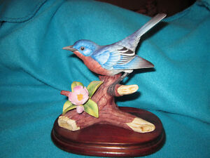 "Hand painted porcelain figurine... Signed""by Andrea"" **Mint**"