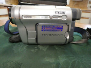 Sony DCR-TRV460 Digital8 Camcorder (Dartmouth)