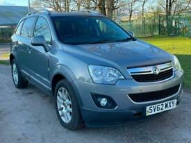 image for 2012 62 Vauxhall Antara 2.2 CDTi Exclusiv 4WD Done Only 78k Miles With FSH