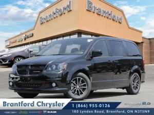 2018 Dodge Grand Caravan GT  - Navigation - $284.25 B/W