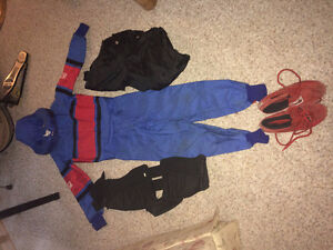 Leaf Go Kart Racing Gear Kawartha Lakes Peterborough Area image 1