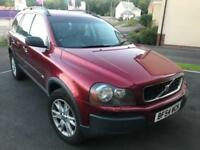 Volvo XC90 2.4TD D5 ( 163bhp ) AWD Geartronic SE AUTOMATIC 7 SEATS