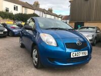 Toyota Yaris 1.0 VVT-i T3 5dr£2,995 one owner