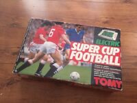tomy super cup football including 4 balls