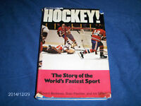 HOCKEY-THE STORY OF THE WORLD'S FASTEST SPORT-1973-3RD EDITION!