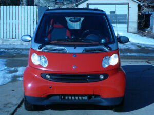 2005 SMART FOR TWO CABRIOLET