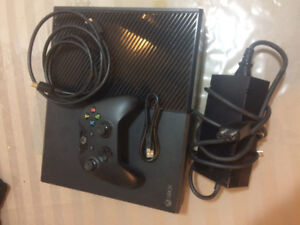 Xbox One 500gb with Headset