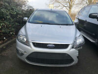 FORD FOCUS 1.6 PETROL 2009 ZETEC 5 DOOR ( DAMAGE REPAIRABLE HPI CLEAR )
