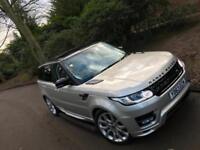 2013 Range Rover Sport 3.0S Autobiography Dynamic,49k Miles,PAN S/ROOF,R/ENTER