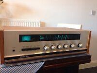 Vintage receiver Rotel RX-200