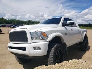 2012 Dodge RAM 3500 Long Horn Diesel