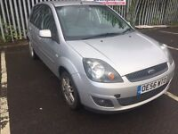 Ford Fiesta 1.4 Petrol 5Dr 2006 Leather Interior
