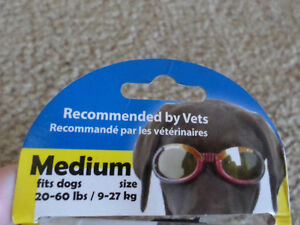 DOGGLES ( goggles for dogs)