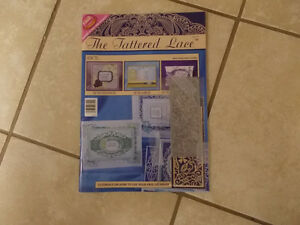 Tattered Lace Magazine & Die