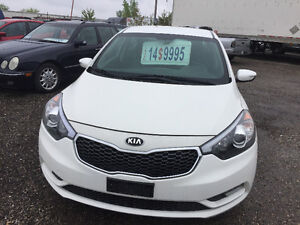 KIA Cruise Tilt Fully Loaded CERTIFIED & E-Tested ONLY 23Klm